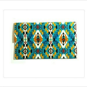 Aztec Clutch Purse
